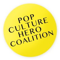 Pop Culture Hero Coalition Logo youtube